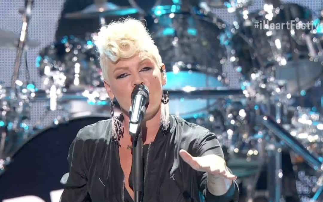 Pink to sing the National Anthem at Super Bowl LII!