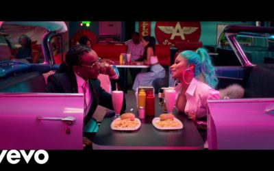 Watch Nicki Minaj, Quavo's Vibrant 'She for Keeps' Video