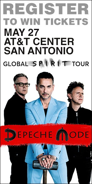 Win tickets to see Depeche Mode