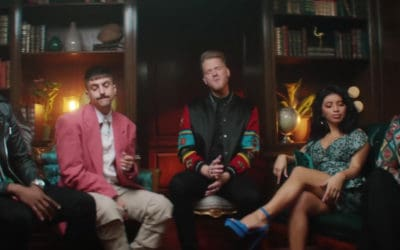 WATCH: Camila Cabello's 'Havana' Gets The Pentatonix Treatment