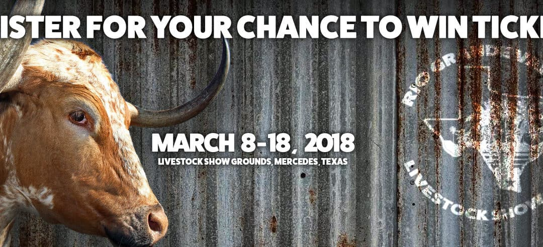 Register to win tickets to the LiveStock Show!