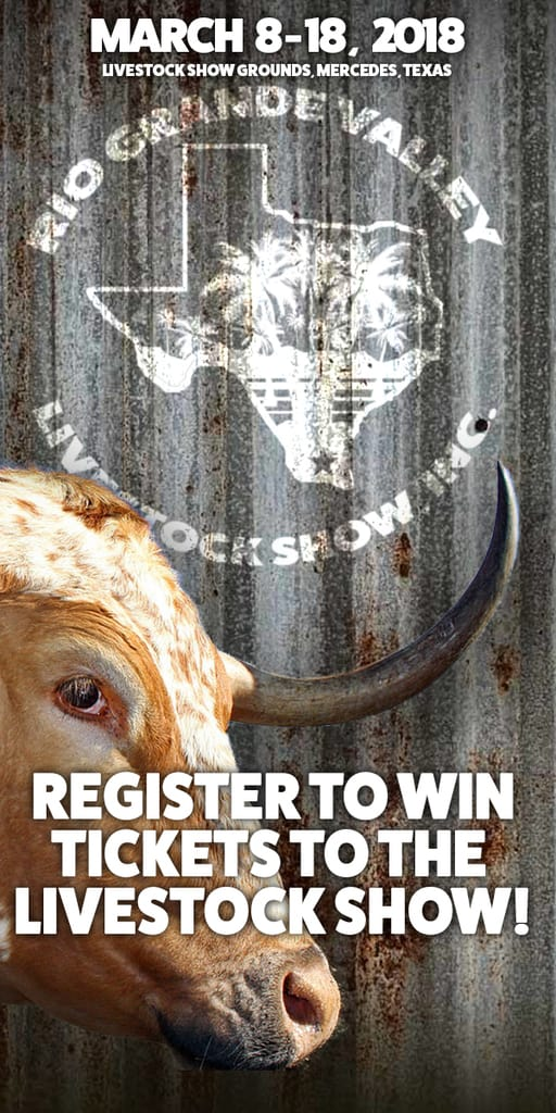 Win tickets to the Livestock Show