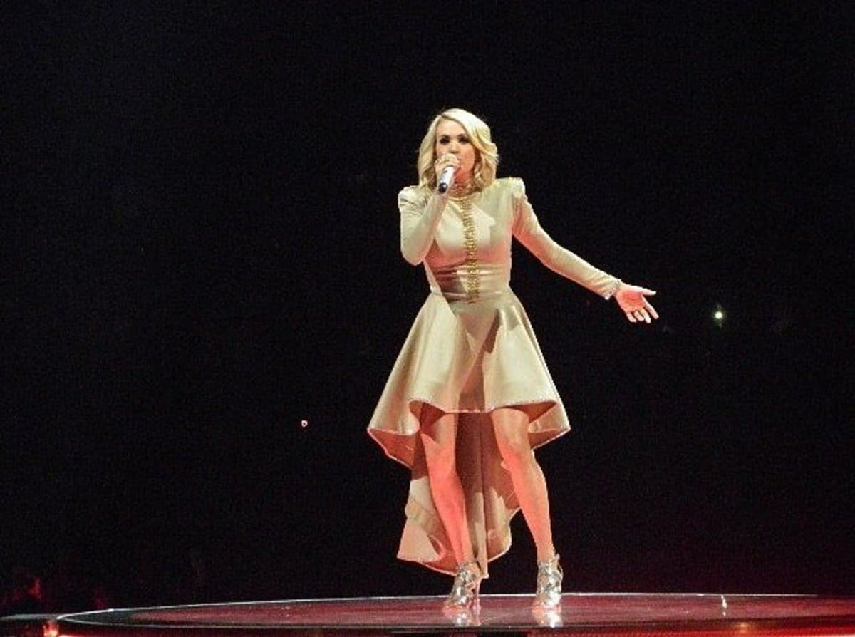 Carrie Underwood To Premiere New Single During ACM Awards