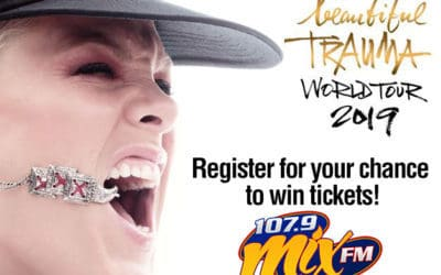 Win tickets to see Pink!
