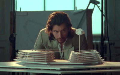 "Arctic Monkeys New Video for ""Four Out Of Five"""