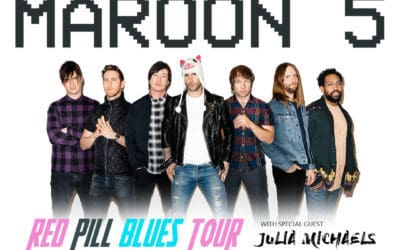 Register for your chance to win tickets to see Maroon 5!