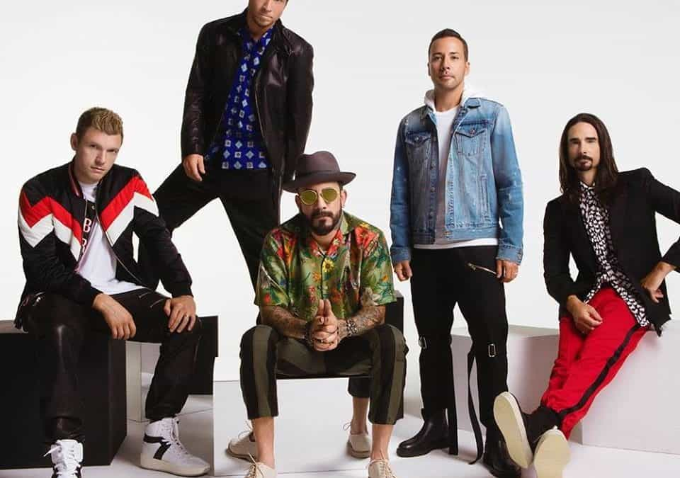 14 Backstreet Boys Fans were Hospitalized . . . But Not by the Music