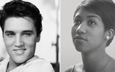 The 'Queen of Soul' Died on the Same Day as the 'King of Rock and Roll'