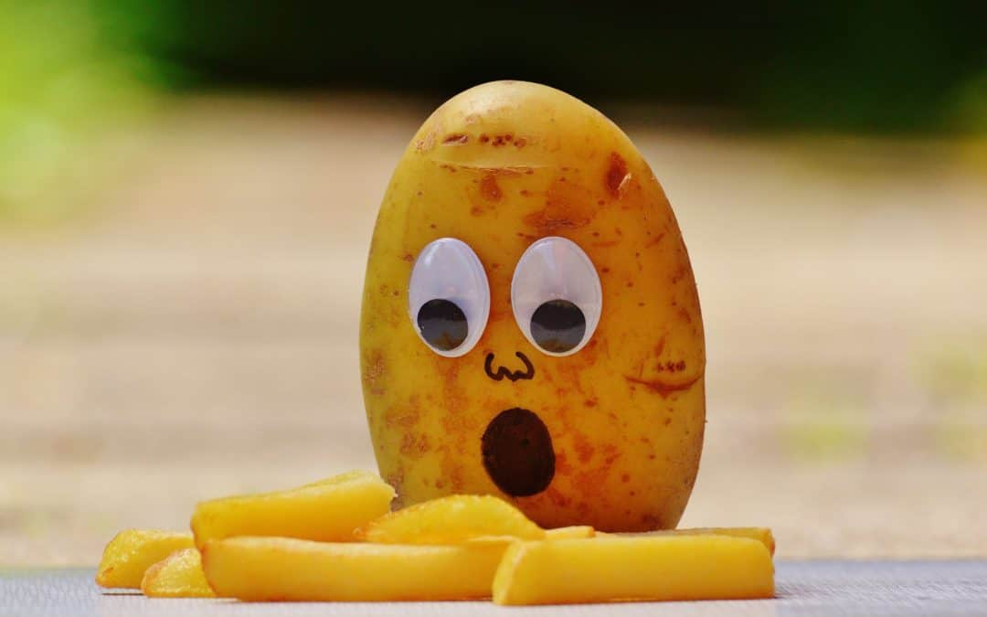 This Sunday is National Potato Day! Fun Fact: Less than 1% of Us Hate French Fries