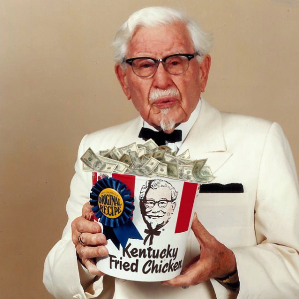 KFC Is Offering $11,000 to Someone Who Names Their New Baby After the Colonel