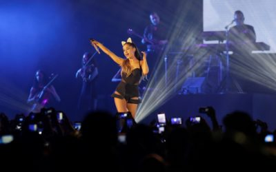 New Music from Ariana Grande, Bob Mould, and Michael Bolton