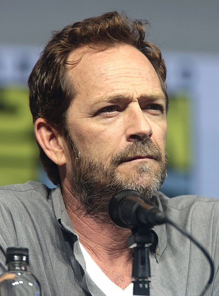 Luke Perry is Recovering from a Stroke