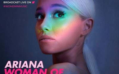 """Ariana Grande has been named """"Billboard's"""" Woman of the Year"""
