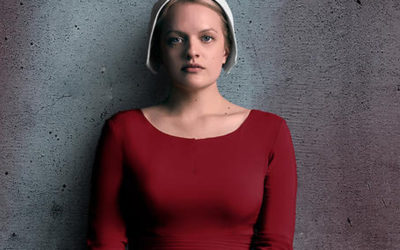 """First Dumb Halloween Costume of the Season Is a Sexy """"Handmaid's Tale"""" Outfit"""
