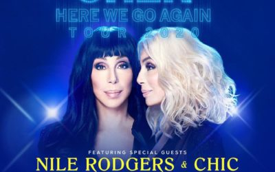 Register for your chance to win tickets to see Cher at the Bert Ogden Arena