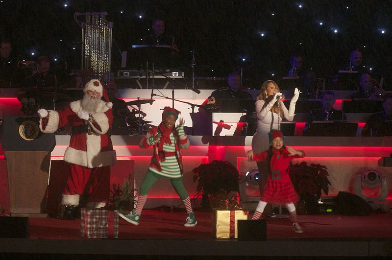 """All I Want for Christmas"" Is #1 on YouTube's Holiday Songs Chart; Here's the top 10"