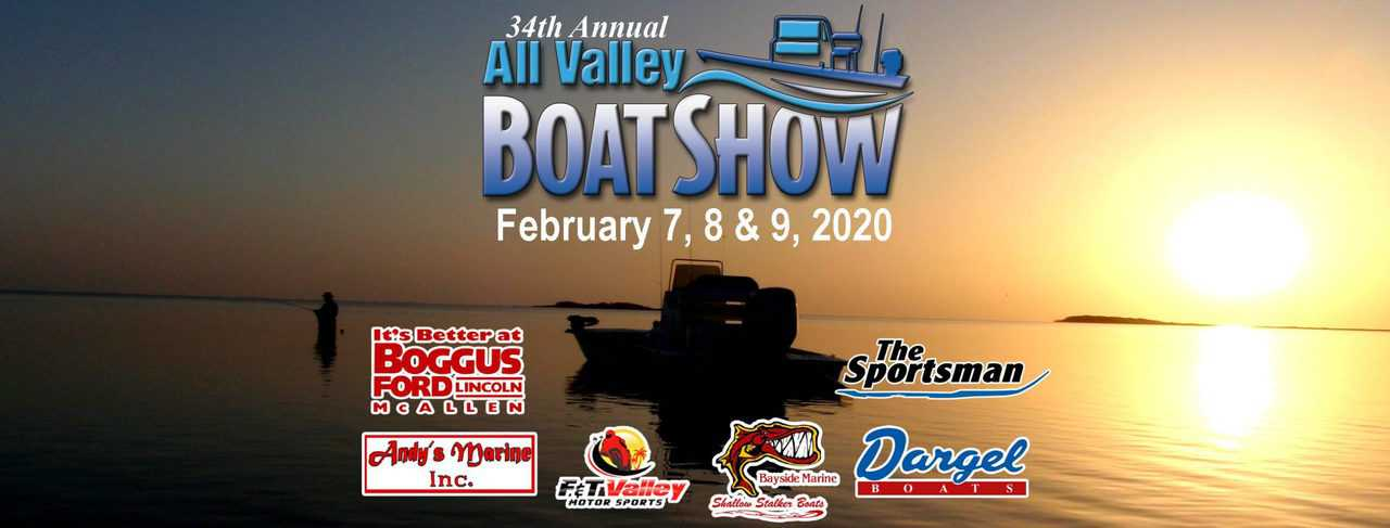 All Valley Boat Show 1