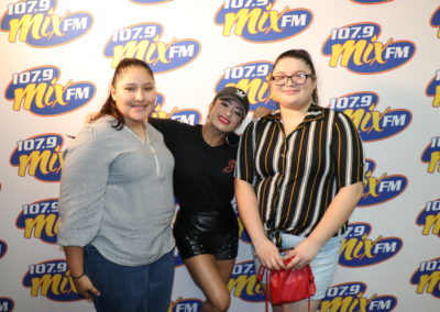 Photos: Ally Brooke in the Mix Studio 27