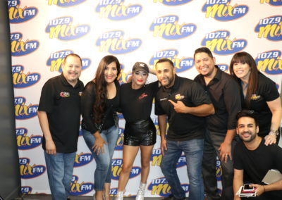 Photos: Ally Brooke in the Mix Studio 30