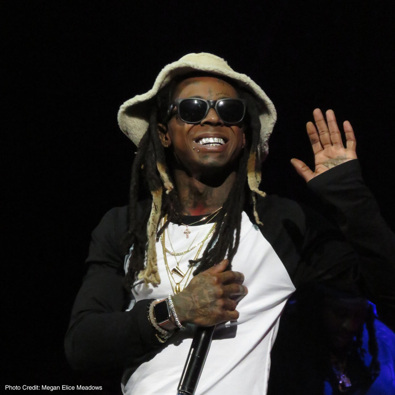 Lil Wayne | Photo by: Megan Elice Meadows
