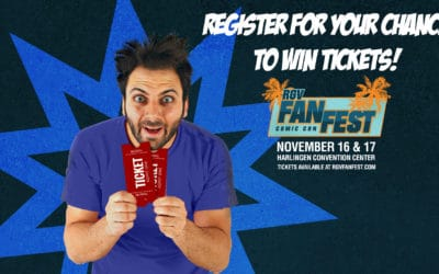 Register for your chance to win tickets to attend the RGV Fan Fest!