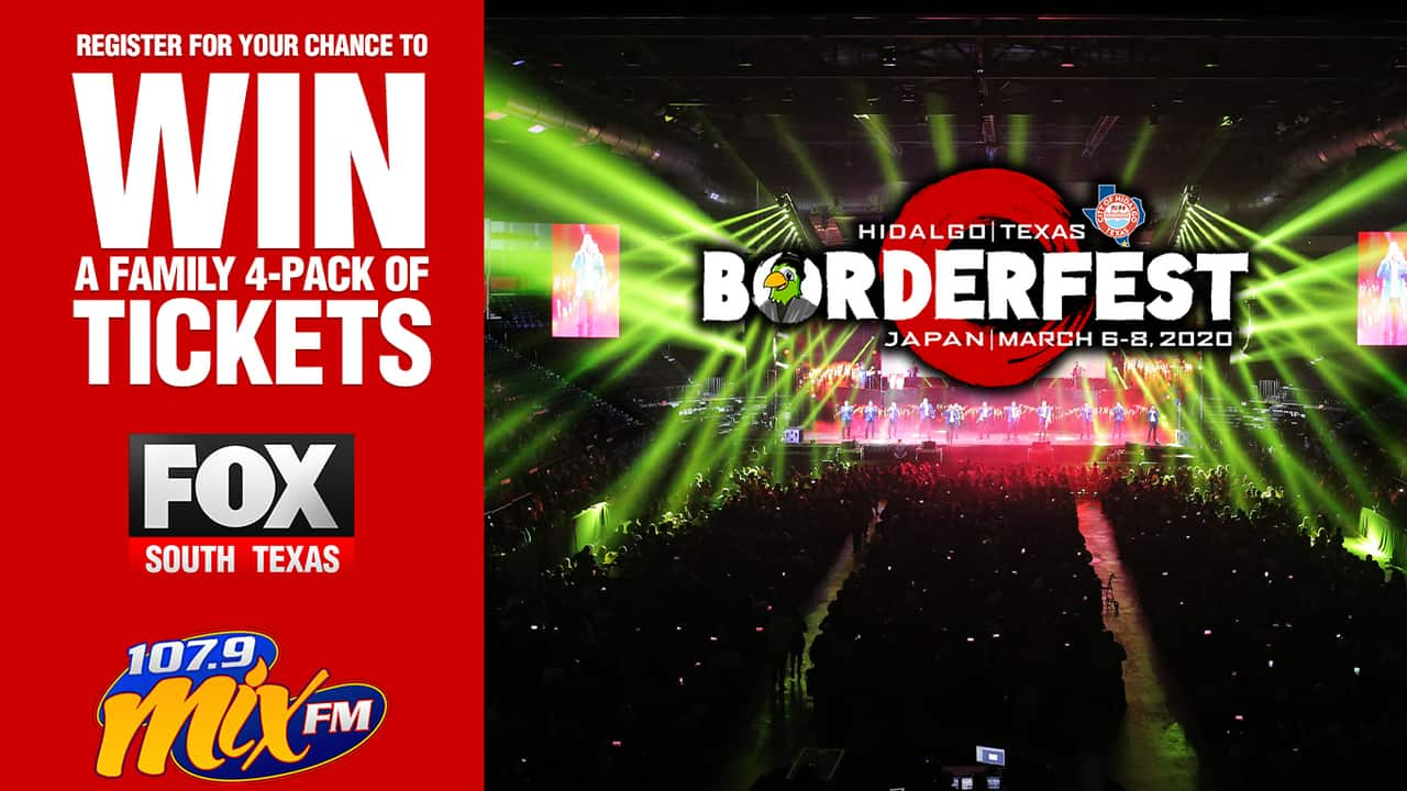 Exciting chance to win a 4 pack of tickets to the Borderfest 2020 Festival! 5