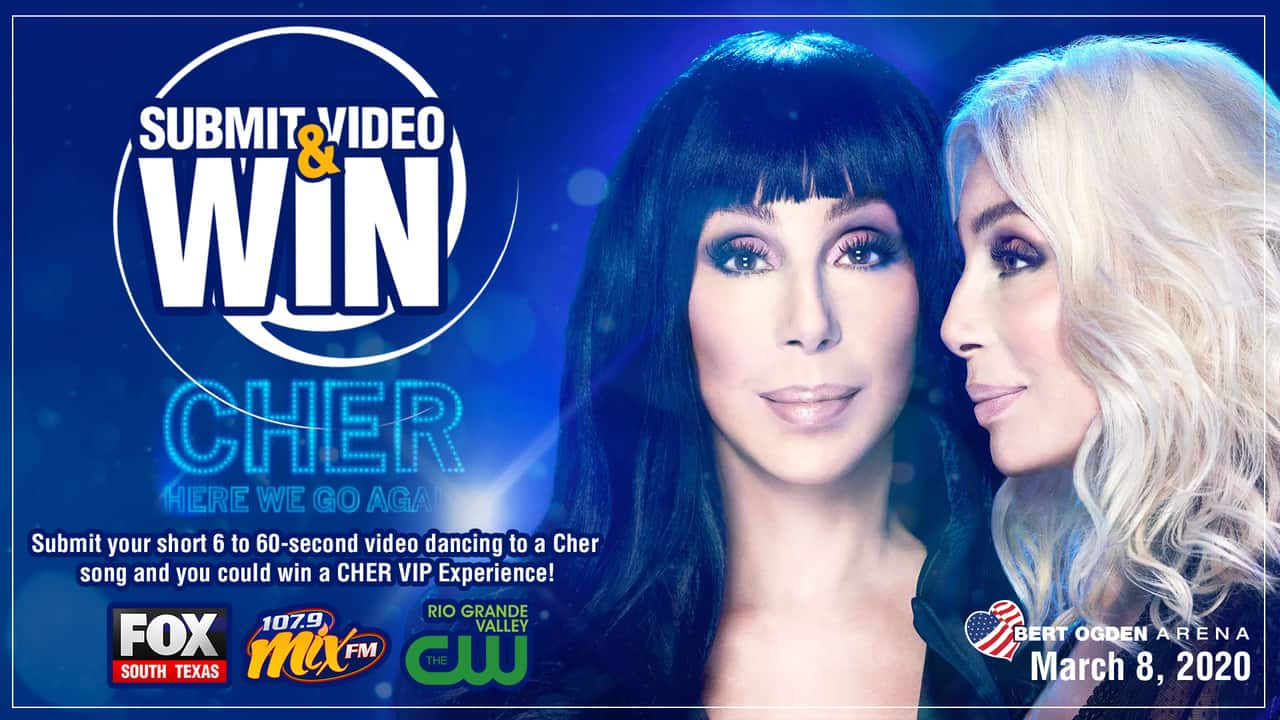 Give us your best Cher and win an exciting VIP Experience! 6