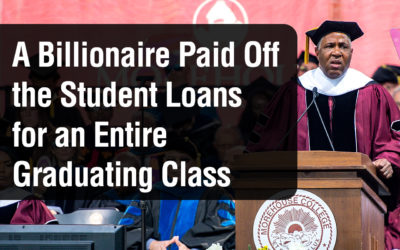 A Billionaire Paid Off the Student Loans for an Entire Graduating Class