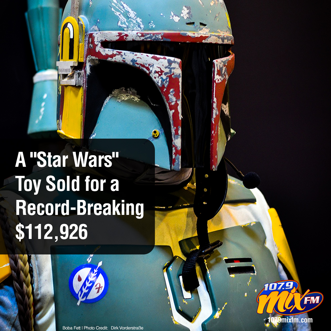 "A ""Star Wars"" Toy Sold for a Record-Breaking $112,926"
