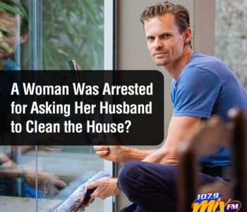 A Woman Was Arrested for Asking Her Husband to Clean the House? 2