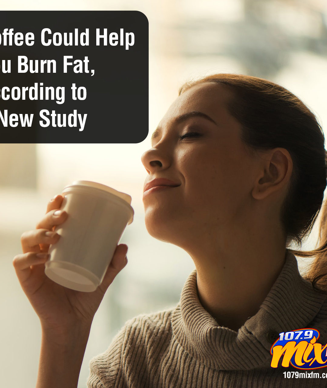 Coffee Could Help You Burn Fat, According to a New Study