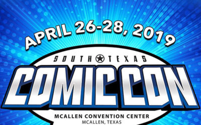 Expired: Register for your chance to win tickets to South Texas Comic Con