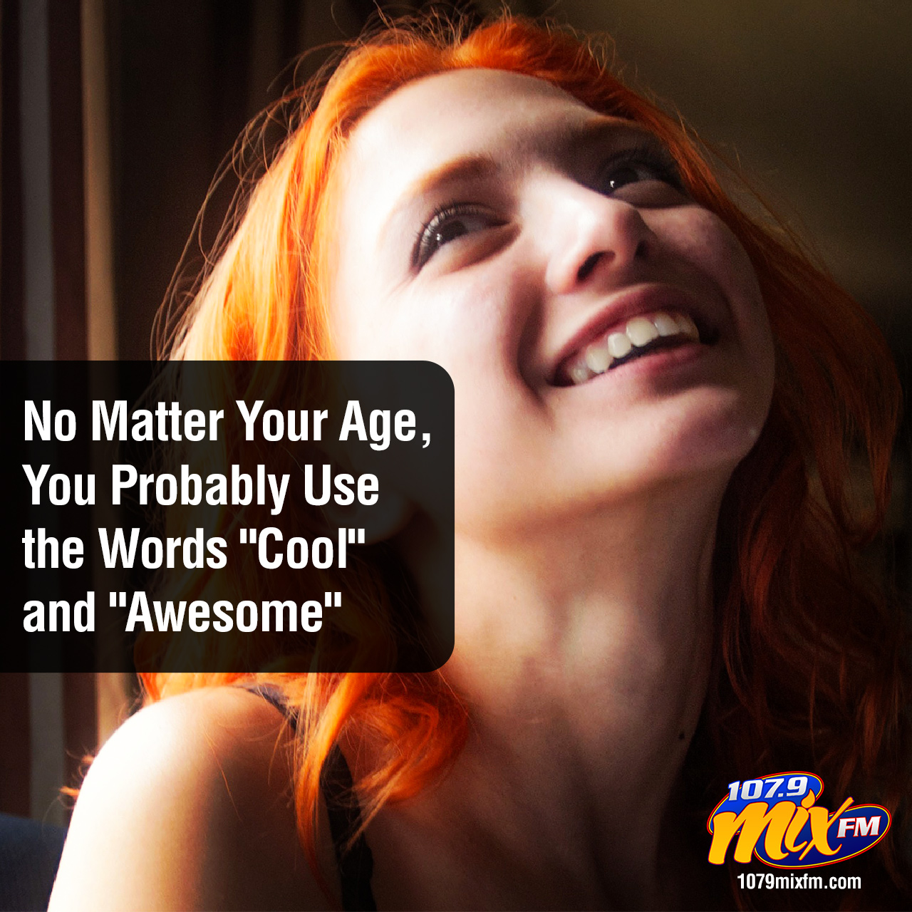 "No Matter Your Age, You Probably Use the Words ""Cool"" and ""Awesome"""