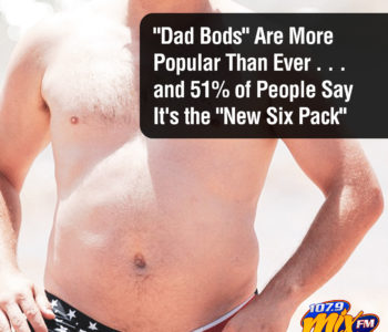 """""""Dad Bods"""" Are More Popular Than Ever . . . and 51% of People Say It's the """"New Six Pack"""" 2"""