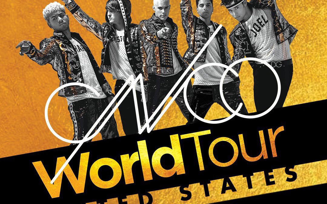 Register to Win tickets to see CNCO