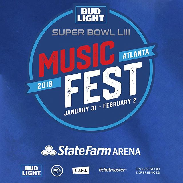 There's Going to Be a Three-Day Music Festival Leading Into the Super Bowl