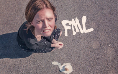 """The Most Common """"Eff My Life"""" (FML) Moments We All Deal With"""