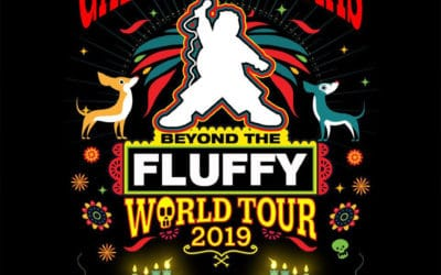 Register for your chance to win Tickets to see Gabriel Iglesias – Beyond the Fluffly World Tour!