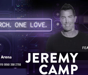 Register to Win Tickets to see Jeremy Camp