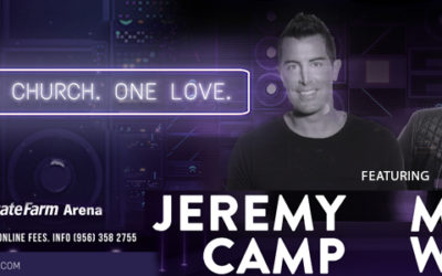 Expired:Register to Win Tickets to see Jeremy Camp