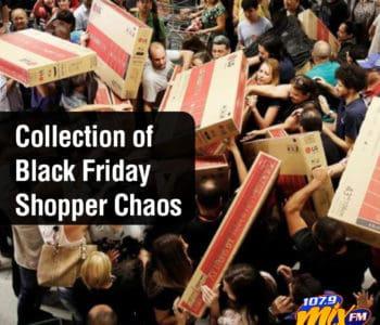 A Collection of Black Friday Shopper Chaos 2