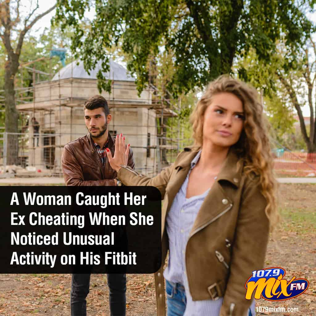 A Woman Caught Her Ex Cheating When She Noticed Unusual Activity on His Fitbit