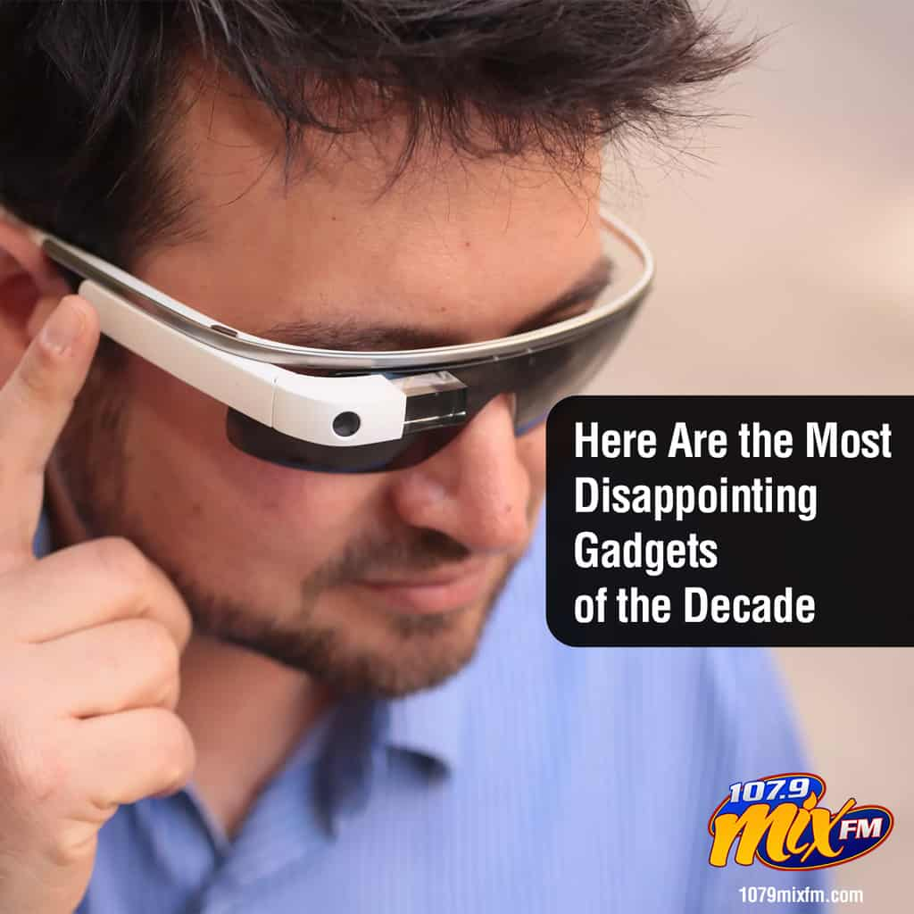 Here Are the Most Disappointing Gadgets of the Decade