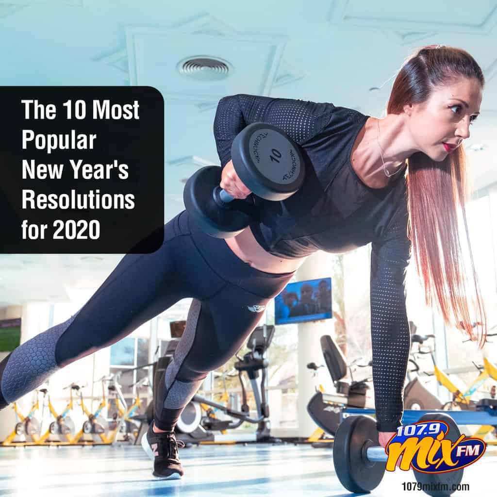 The 10 Most Popular New Year's Resolutions for 2020 1