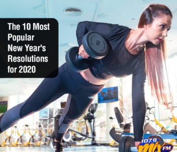 The 10 Most Popular New Year's Resolutions for 2020 2