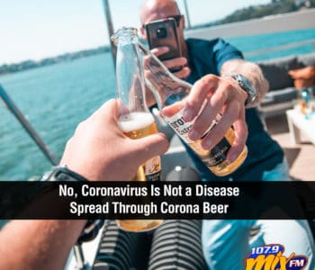 No, Coronavirus Is Not a Disease Spread Through Corona Beer