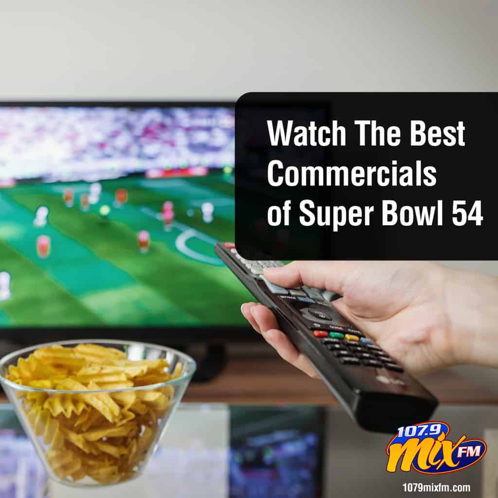 The Best Commercials of Super Bowl 54
