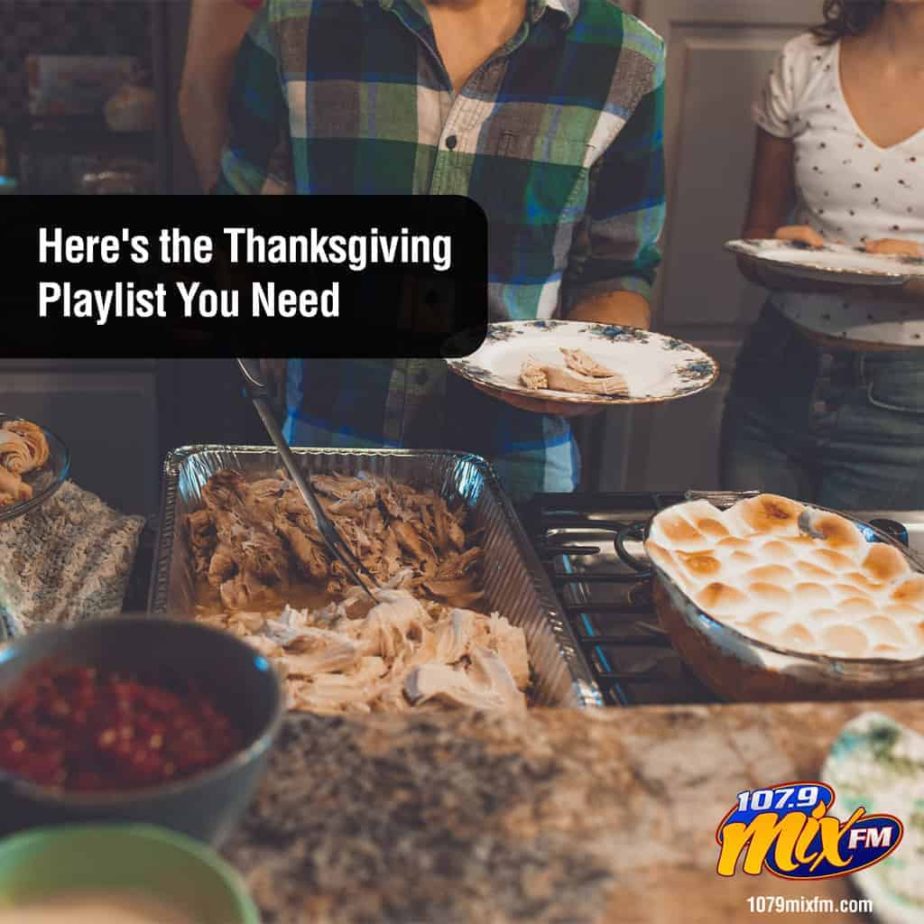 Here's the Thanksgiving Playlist You Need