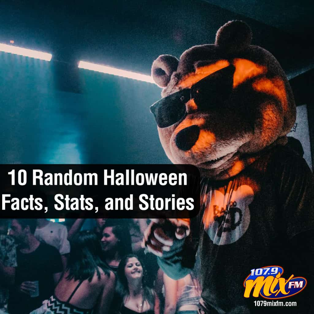 10 Random Halloween Facts, Stats, and Stories