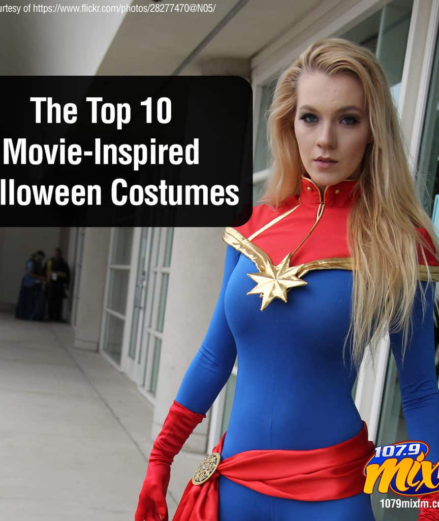 Top 10 Movie-Inspired Halloween Costumes